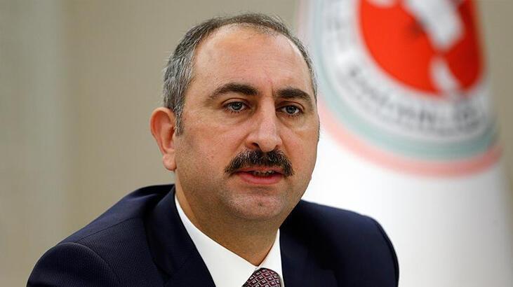 Adalet Bakanı Gül'den baro başkanlarının yürüyüşüne ilişkin açıklama