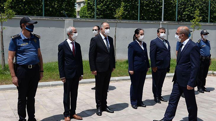 Adana Emniyet Müdürü Doğan İnci, göreve başladı