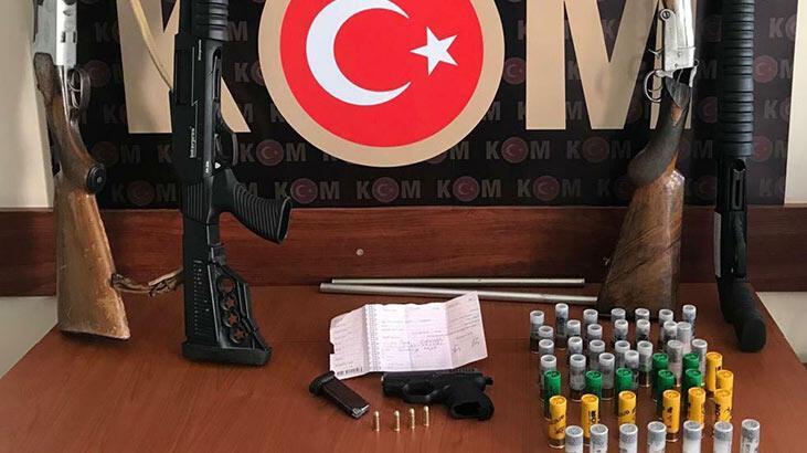 Aydın'da suç çetesine 4 tutuklama