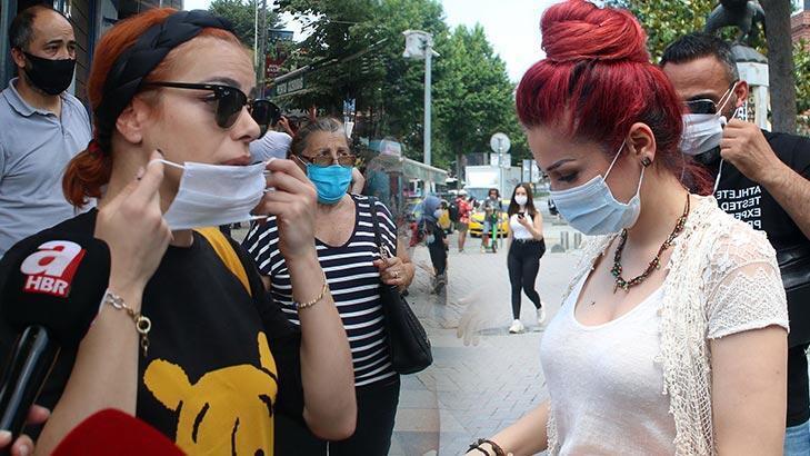 Beşiktaş'ta maske denetimi! Tek tek ceza kesildi