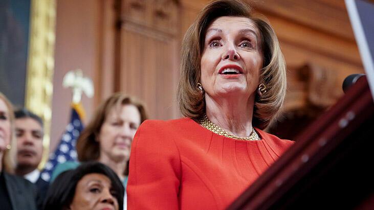 Pelosi'den Trump'a erteleme tepkisi