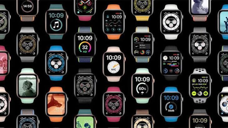 Apple WatchOS 7'yi tanıttı! İşte yeni gelen özellikler...