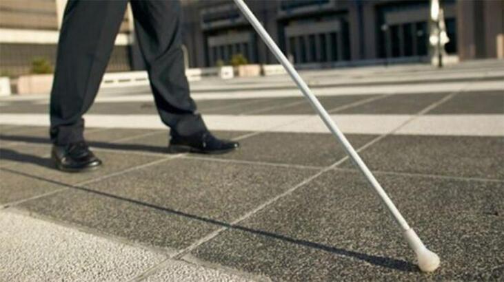 'Görme engelliler büyük risk altında'