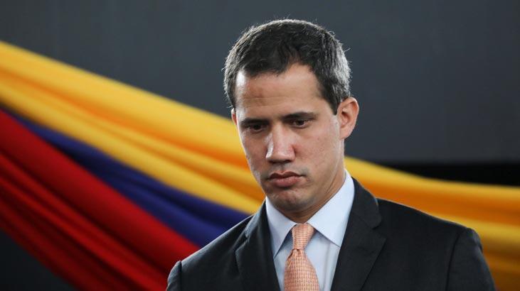 ABD'den 'Guiado' açıklaması:Desteğimiz devam ediyor!
