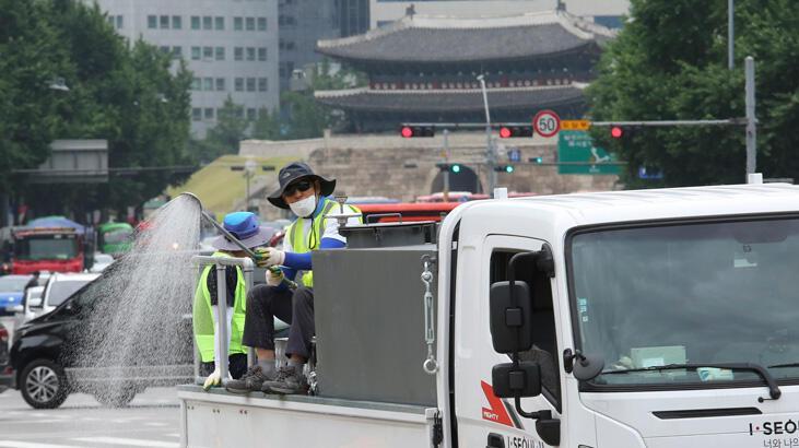 İkinci dalgayı yaşayan Güney Kore'de 46, Çin'de 22 yeni vaka
