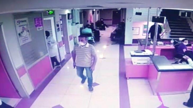 Hastanelerden cep telefonu çalan hırsız yakalandı!
