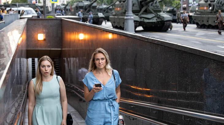 Rusya'da vaka sayısı 599 bine ulaştı