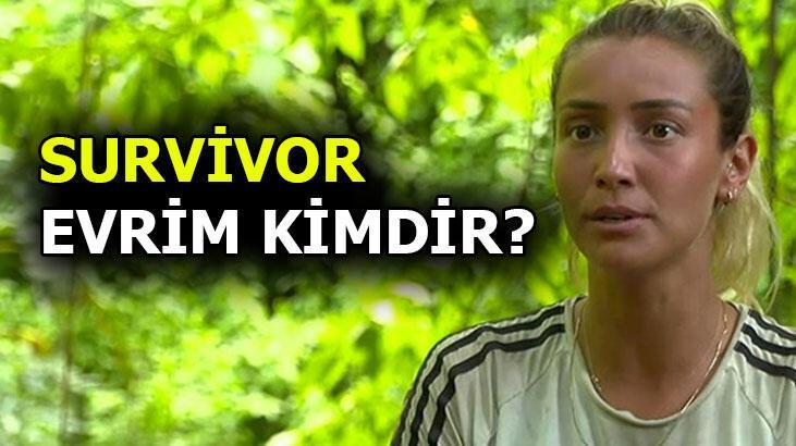 Survivor Evrim kimdir, kaç yaşında, nereli? İşte Survivor Evrim Keklik biyografisi...