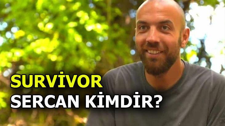 Survivor Sercan kaç yaşında, kimdir? Survivor Sercan kimi seçti?