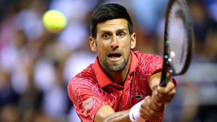 Son dakika haberler - Novak Djokovic'in corona virüs testi pozitif!