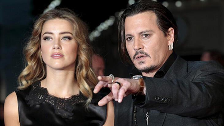 Johnny Depp-Amber Heard davasında flaş gelişme!