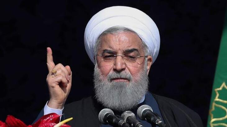 Ruhani'den 'petrol' açıklaması