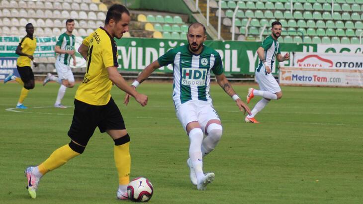 Giresunspor - İstanbulspor: 2-1