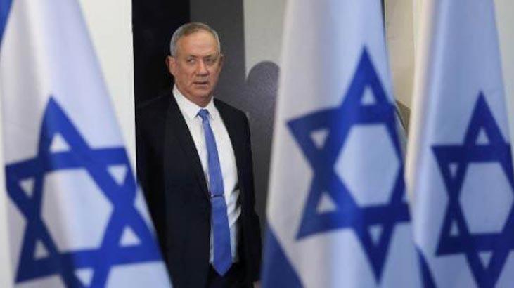 Gantz'dan Filistinlilere 'ilhak' tehdidi