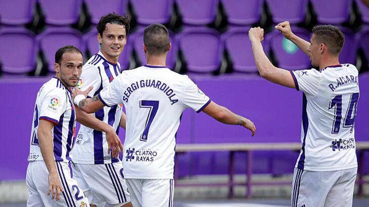 Real Valladolid - Getafe: 1-1