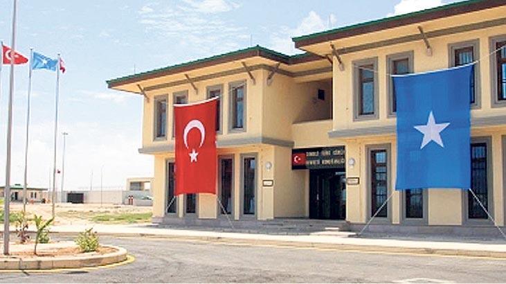 Türk üssüne saldırı son anda önlendi