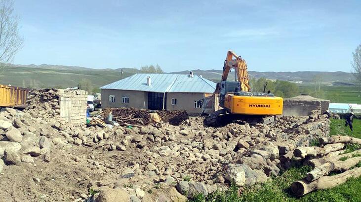 Van'da depremzedeler için çelik konstrüksiyon evler yapılacak
