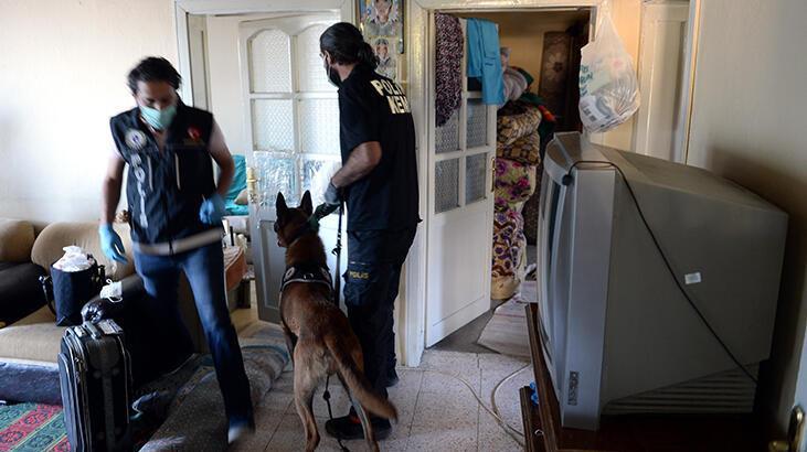 Malatya merkezli 2 ilde uyuşturucu satıcılarına 'şafak' operasyonu