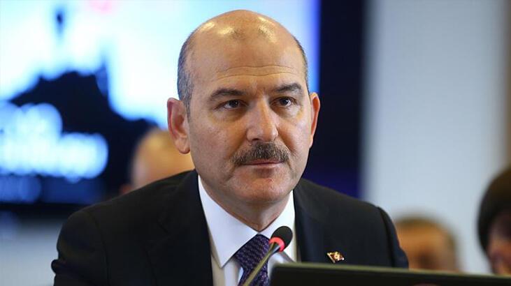 Son dakika... İçişleri Bakanı Soylu: TBMM, kara lekeyi sildi