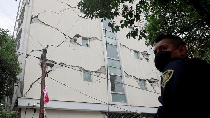7.5'lik depremde beş can kaybı