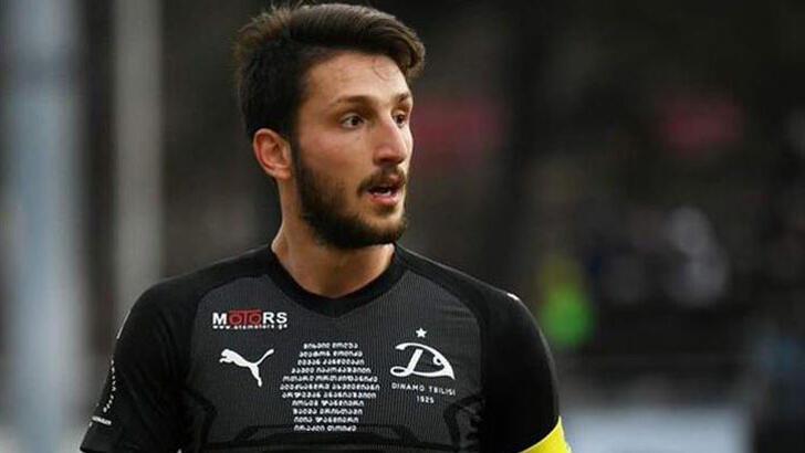 Son dakika Beşiktaş transfer haberleri | 'Beşiktaş, Nika Ninua'yı transfer etti'