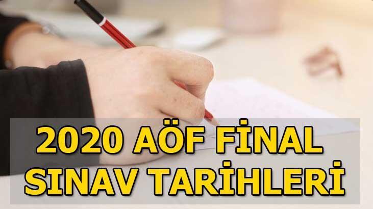 AÖF final sınavları giriş ekranı | Anadolu Üniversitesi AÖF bahar dönemi sınavları nasıl gerçekleştirilecek?