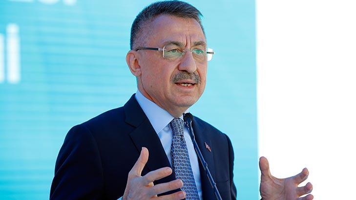Son dakika... Cumhurbaşkanı Yardımcısı Oktay: Libya'da tarih yazıyoruz