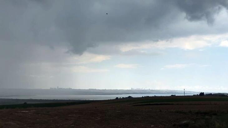 Son dakika: İstanbul'da uyarıların ardından kuvvetli yağmur başladı
