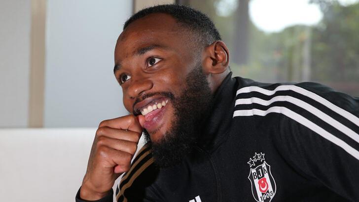 N'Koudou: Antalyaspor maçı biraz garipti