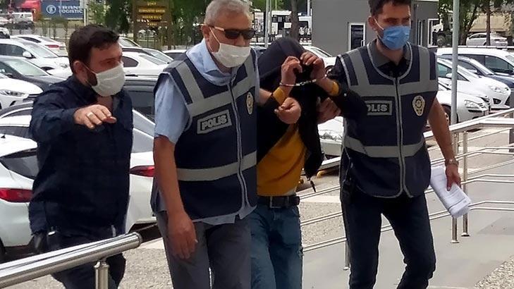 Polis, 50 kamera kaydını izleyip genç kızı taciz edeni yakaladı!