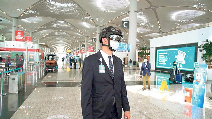 İstanbul Havalimanı sağlığa imza attı