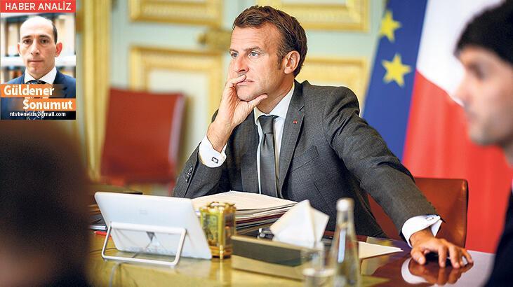 Macron'un adımları ciddiyetten uzak!..