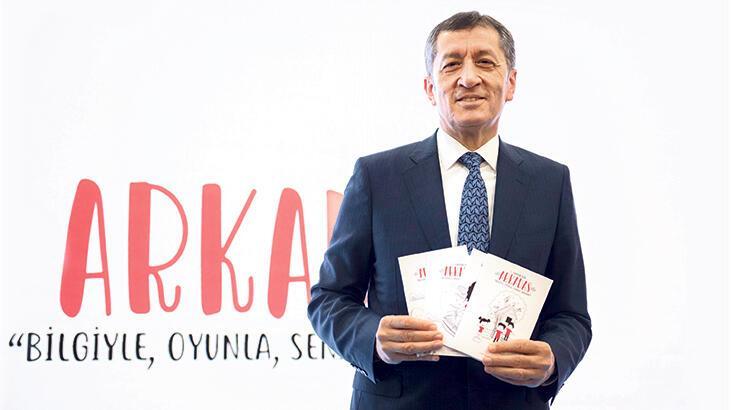 Milli Eğitim Bakanı Ziya Selçuk, kovid-19 kongresinde konuştu: Eğitime ara vermeyi  asla düşünmüyoruz