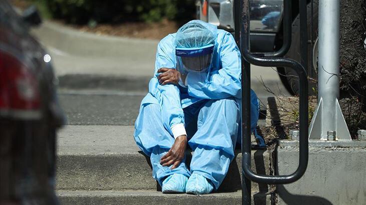 ABD'de corona virüs ölümleri ekime kadar 179 bini geçebilir