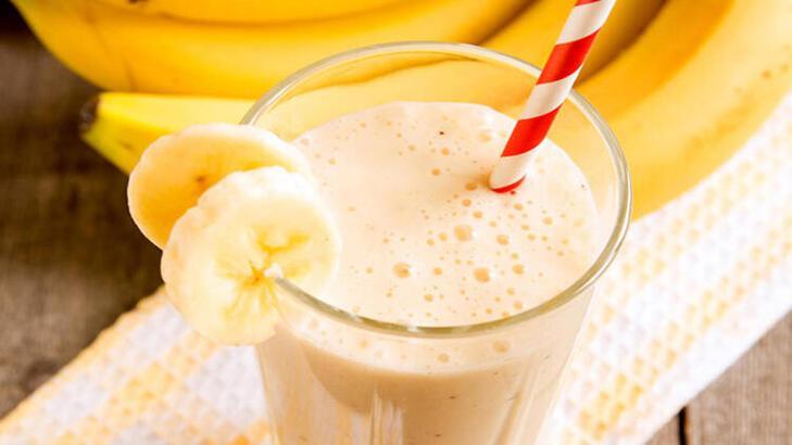 Muz ve sütü beraber tüketmek sağlıklı mı?