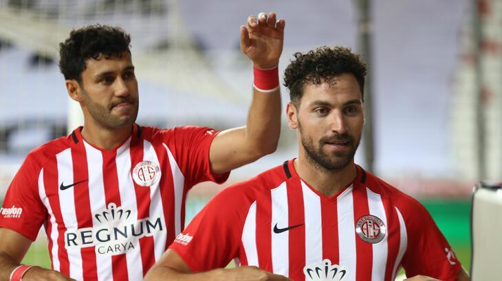 Transfer haberleri | Antalyaspor'dan Sinan Gümüş açıklaması