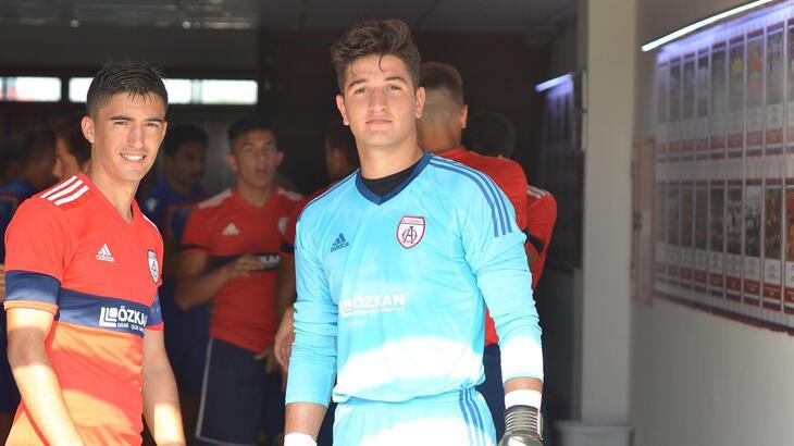 Son dakika | Altınordulu kaleci Taha, Trabzonspor'da