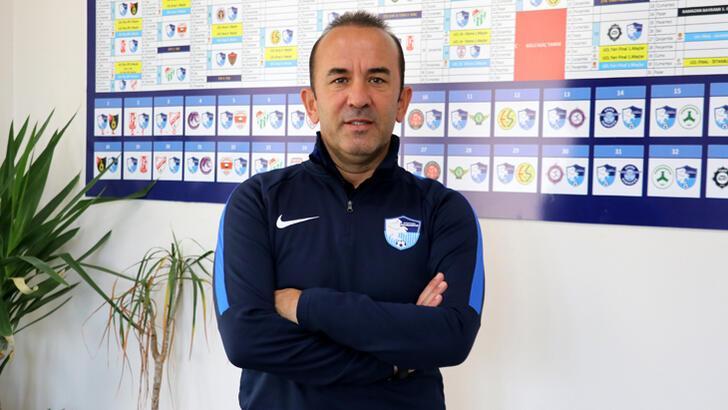 Özdilek, Osmanlıspor maçı öncesi temkinli