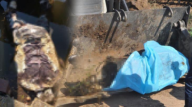 Manisa'da korkunç olay! Sulama kanalı dubasında erkek cesedi bulundu