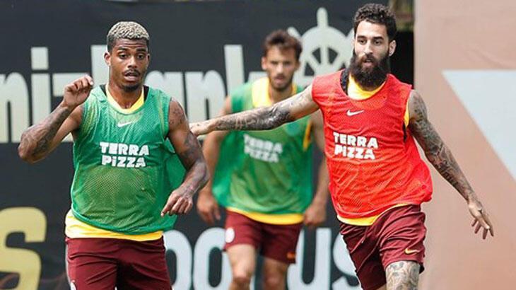Galatasaray, Medipol Başakşehir maçı hazırlıklarını sürdürdü