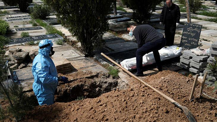 İran'da corona virüs kaynaklı can kaybı 10 bini aştı
