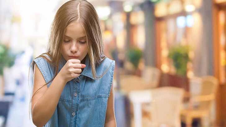 Çocuklarda geçmeyen öksürük ne anlama geliyor?
