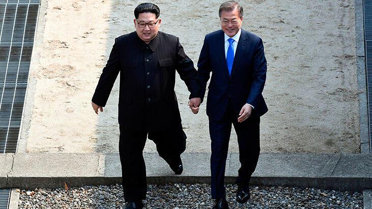 Güney Kore ve ABD'den Kuzey Kore'ye çağrı!
