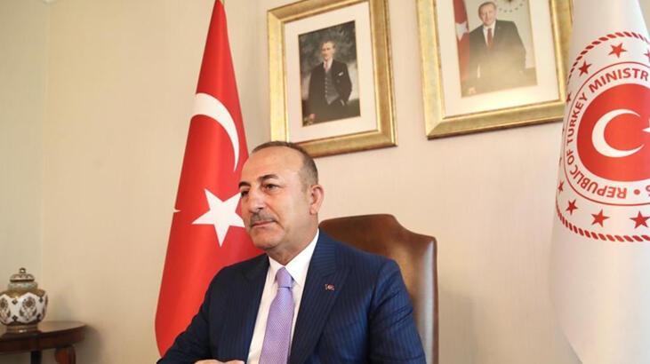 Bakan Çavuşoğlu, Güneydoğu Avrupa İşbirliği Süreci Dışişleri Bakanları Toplantısı'na katıldı
