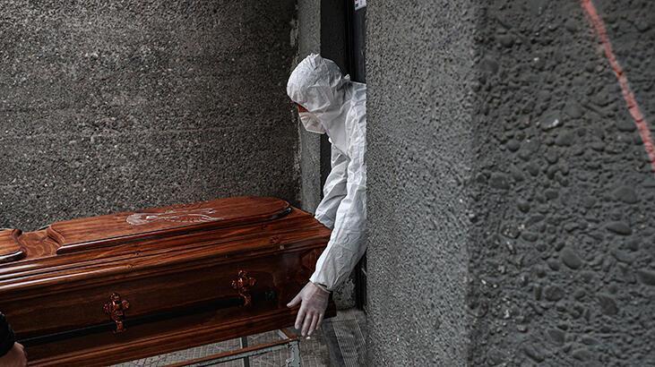 İspanya'da corona virüs'ten ölenlerin sayısı 28 bin 330 olarak  güncellendi