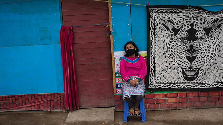 Peru'da son 24 saatte corona virüs nedeniyle 175 kişi öldü