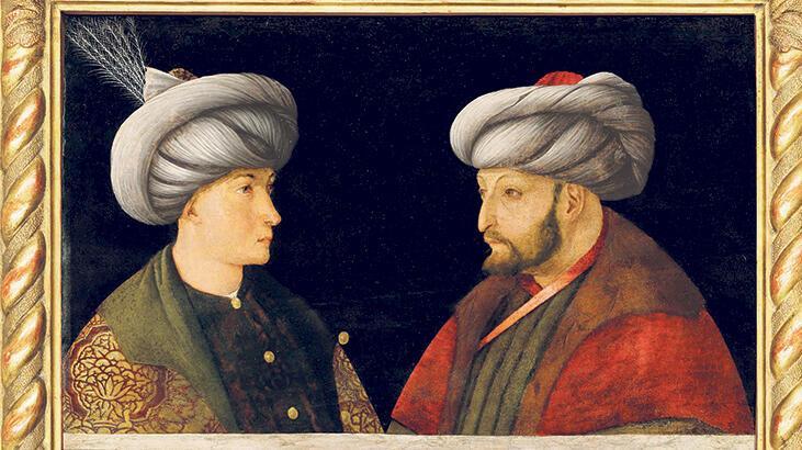 Fatih'in portresi evine döndü