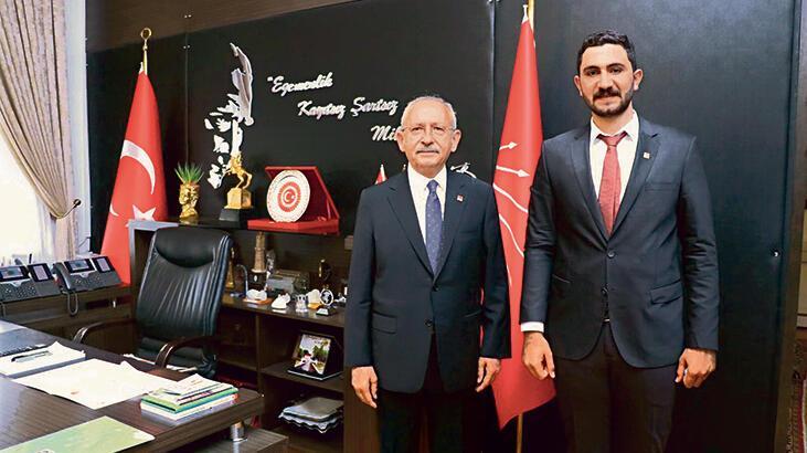 Kılıçdaroğlu, Eren Yıldırım ile görüştü: Mücadeleden asla vazgeçme