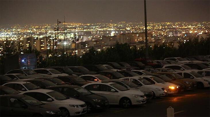 Tahran'da büyük patlama! Saldırı endişesine yol açtı