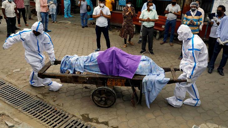 Brezilya, Meksika ve Hindistan'da ölüm fırtınası